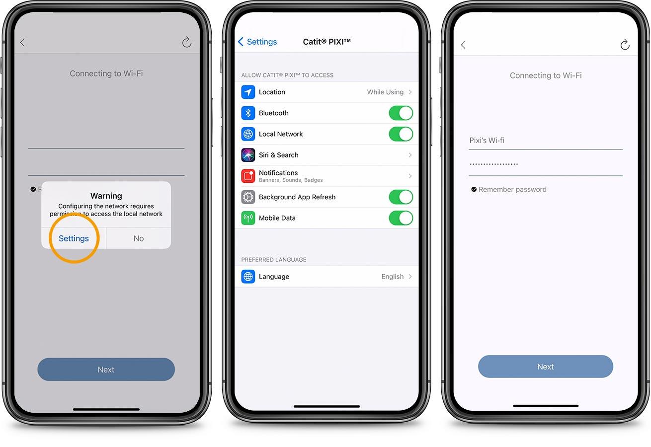 PIXI App settings