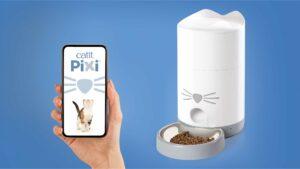 Catit PIXI App Walkthrough - For Catit PIXI Smart Feeder
